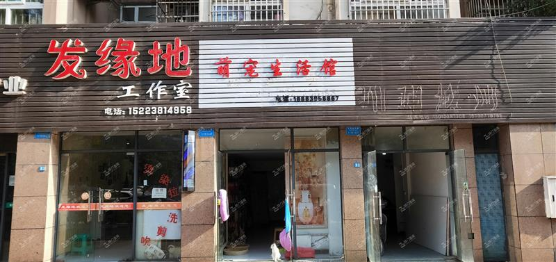 W南川临街生活服务行业租金1200/月宠物馆门面转让