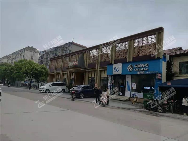 青山湖区南钢大道临街店面招租或分租